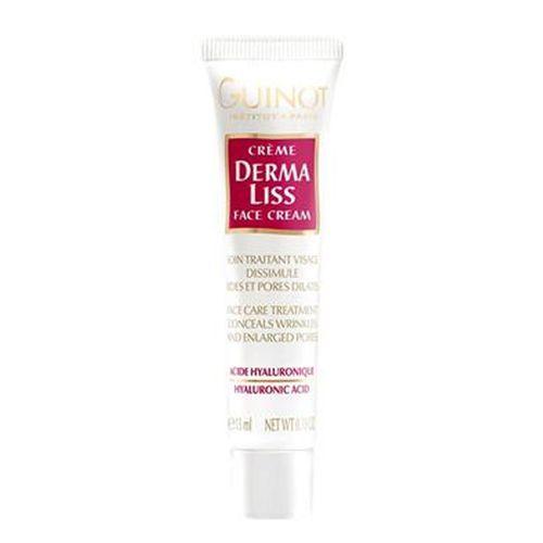 کرم کاهش دهنده منافذ باز پوست گینو مدل derma liss حجم 13 میلی لیتر