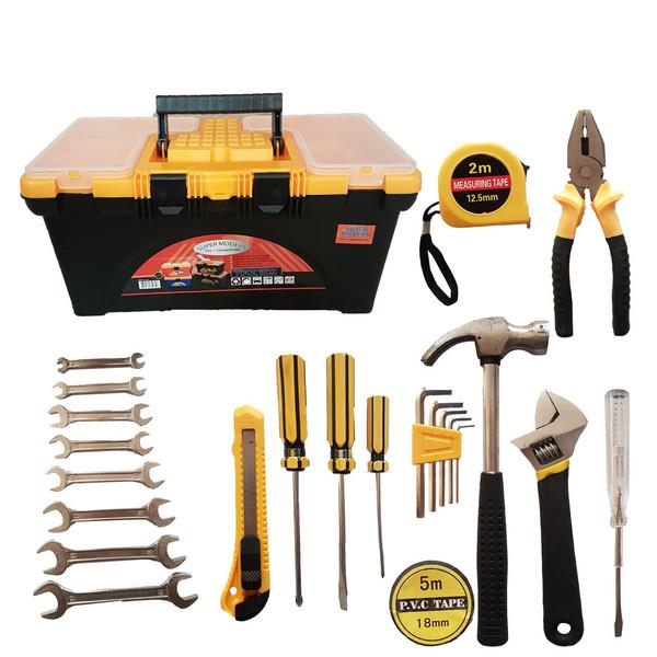مجموعه ابزار 25 عددی ابزارآلات ایران