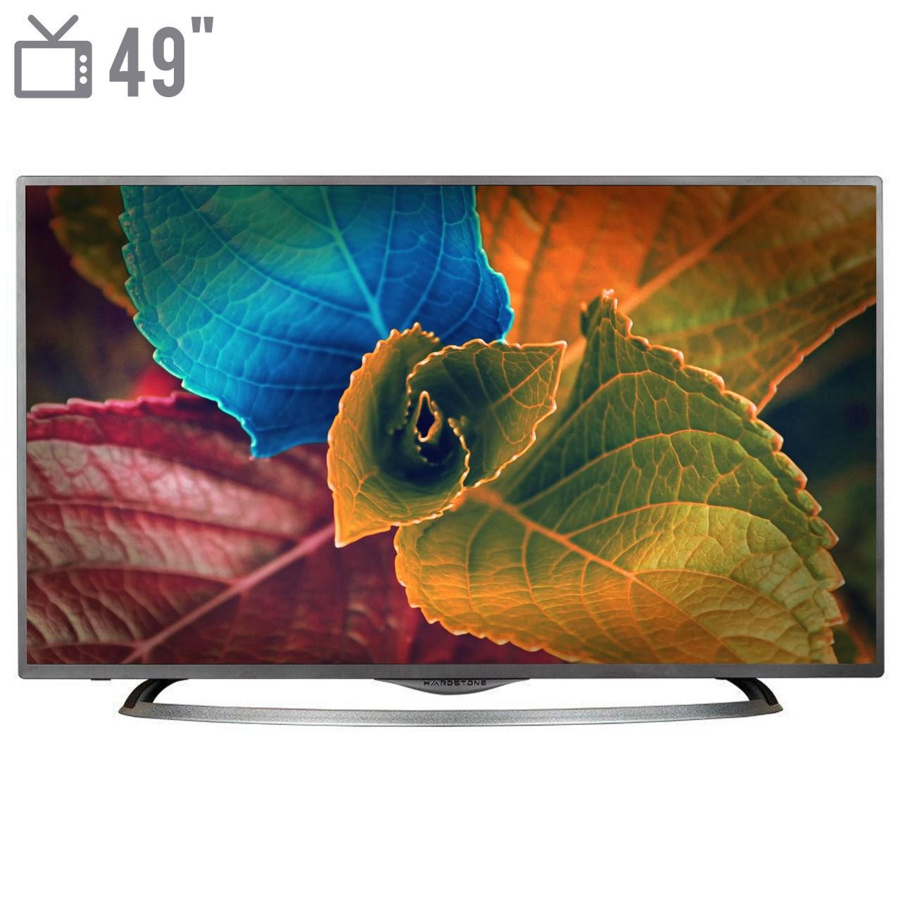 تلویزیون ال ای دی هوشمند هاردستون مدل 49SF6585 سایز 49 اینچ
