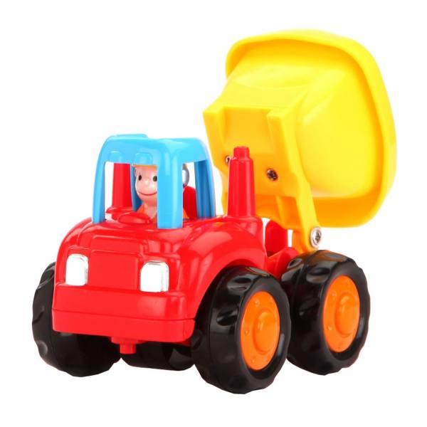 ماشین هالی تویز مدل کامیون قرمز
