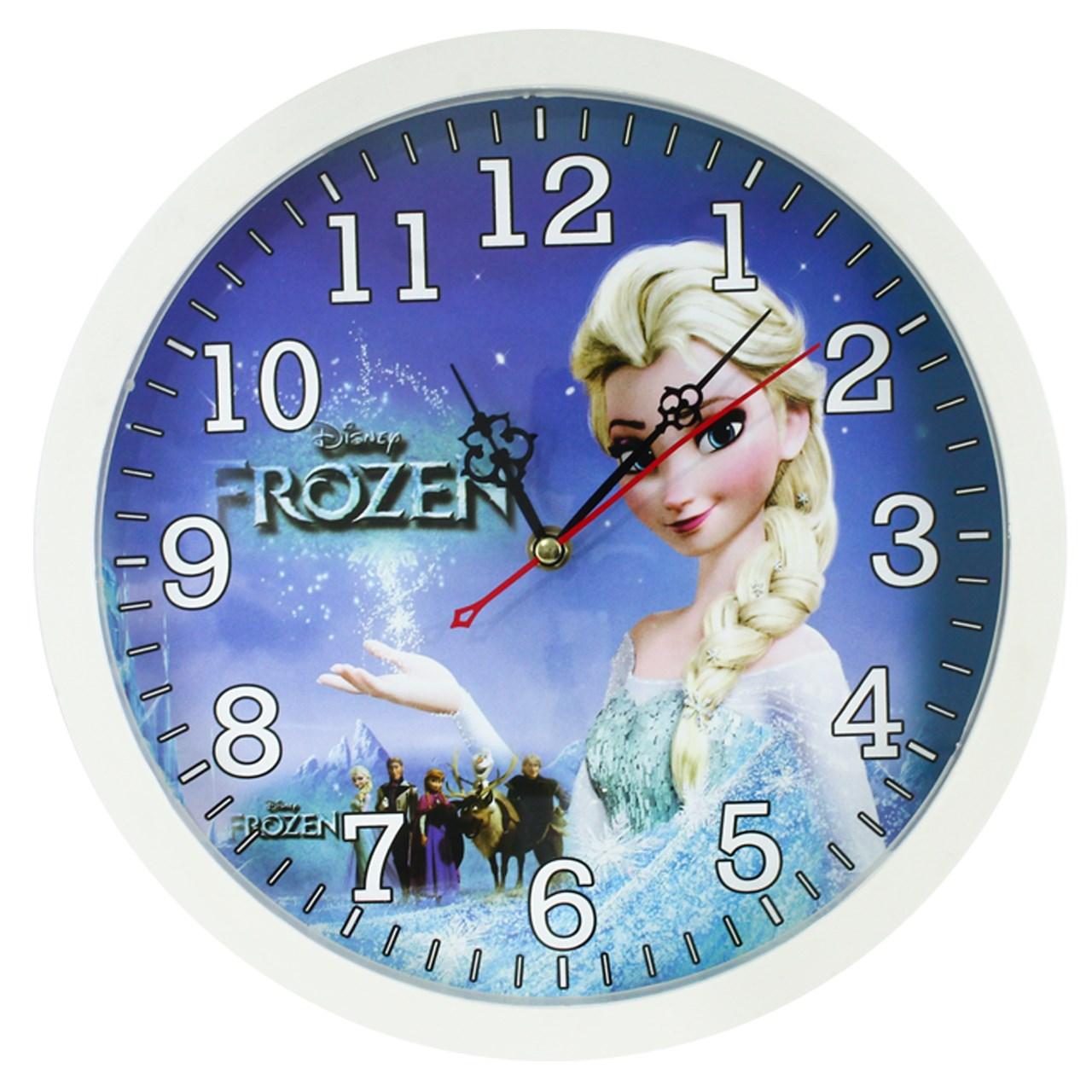 ساعت دیواری مدل Forzen کد AL-10010104 thumb