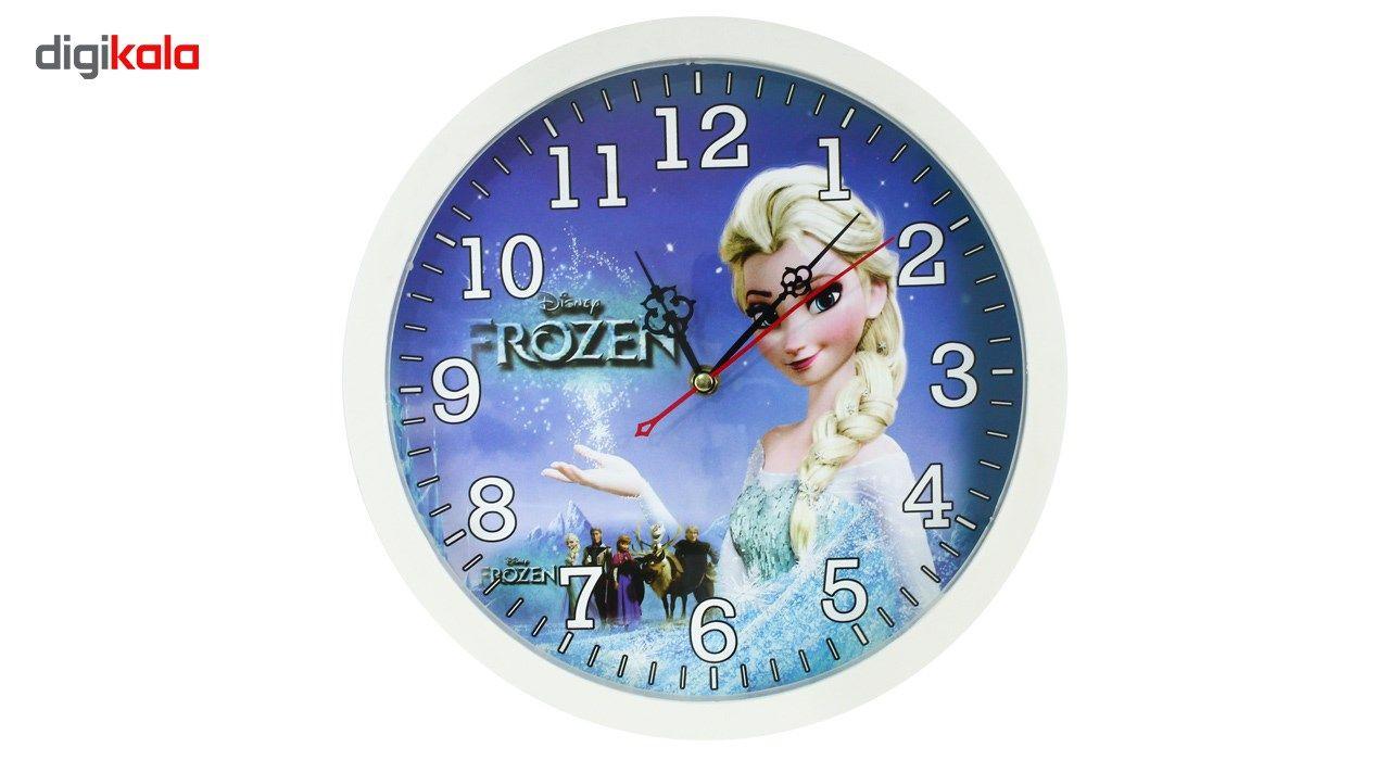 ساعت دیواری مدل Forzen کد AL-10010104 main 1 1
