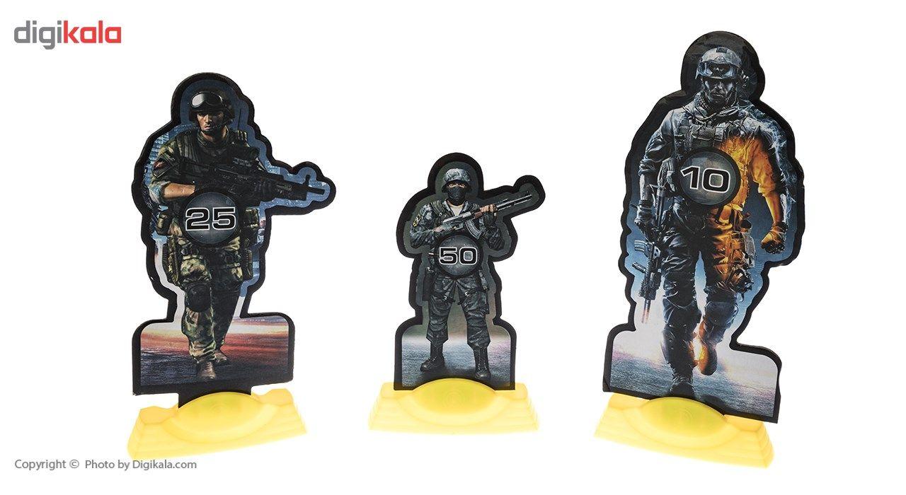 تفنگ بازی مدل YK Men  YK Men Toy Gun
