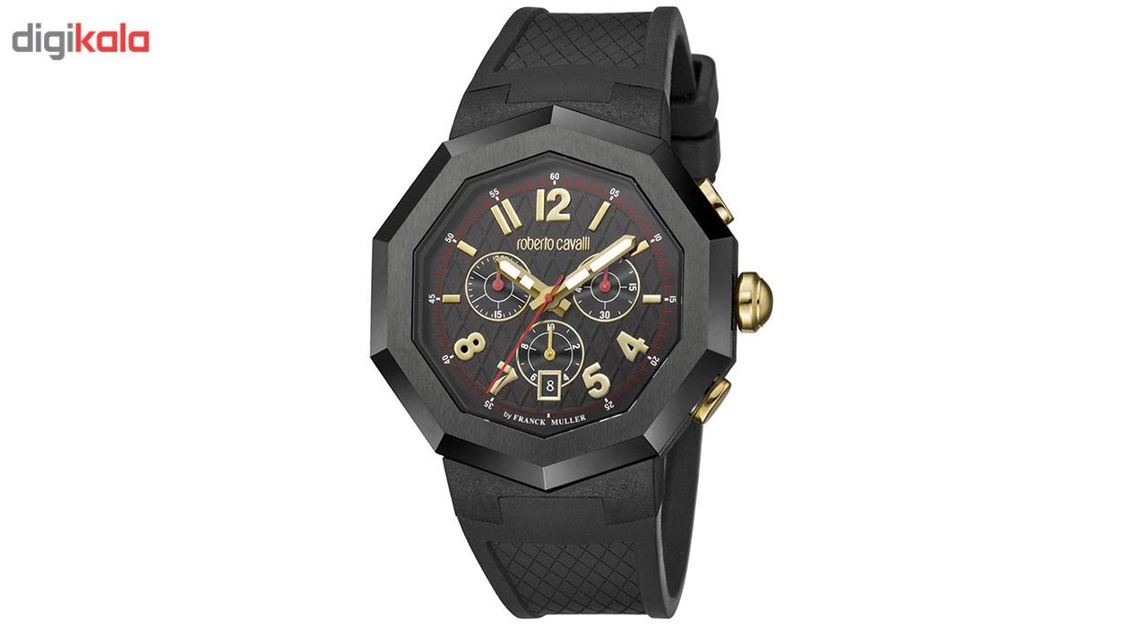 ساعت مچی عقربه ای مردانه روبرتو کاوالی مدل RV1G009P0031