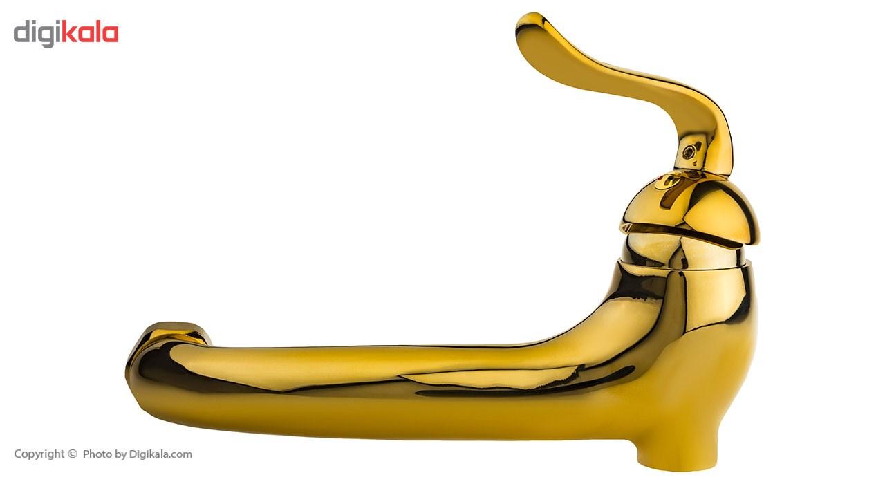 شیر توالت ماهرخ مدل دیانا طلایی