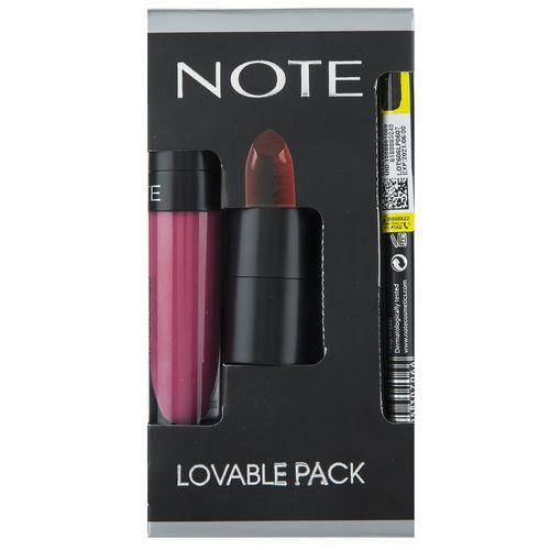 پک نوت مدل Lovable Pack