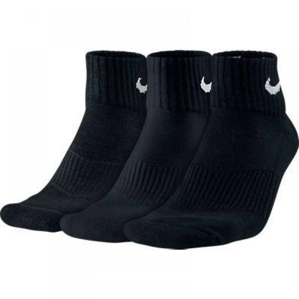 جوراب ورزشی مردانه نایکی مدل SX4703-001 بسته 3 عددی