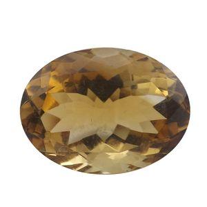 سنگ طبیعی سیترین جواهرات پرشیا کدDG011