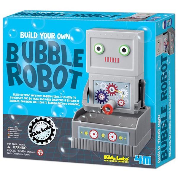 کیت آموزشی 4ام مدل روبات حباب ساز کد 03288