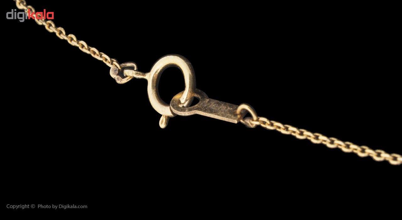 گردنبند طلا 18 عیار ماهک مدل MM0791 - مایا ماهک -  - 4