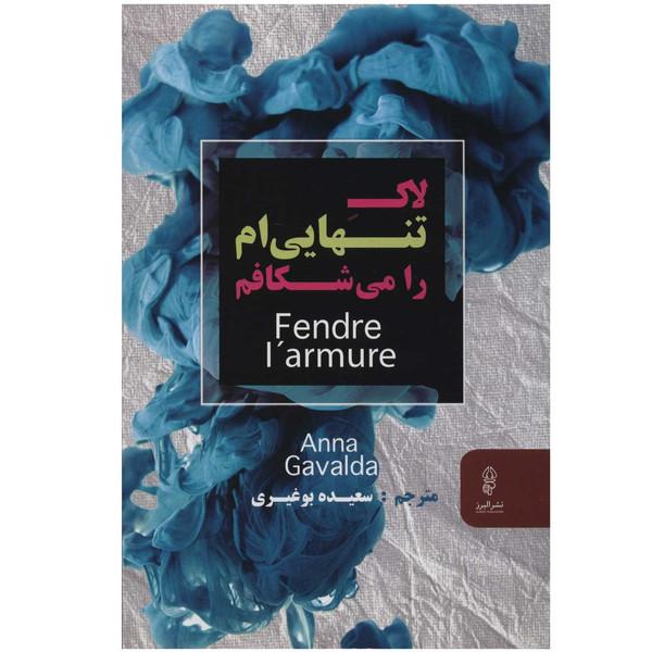 کتاب لاک تنهایی ام را می شکافم اثر آنا گاوالدا