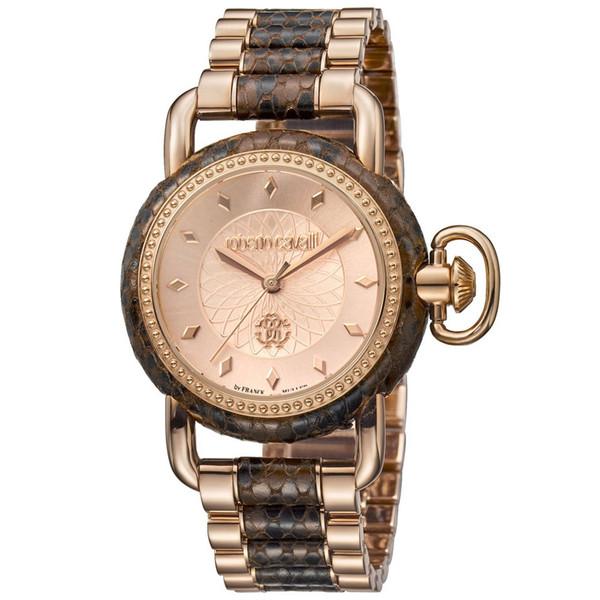 ساعت مچی عقربه ای زنانه روبرتو کاوالی مدل RV1L017M0141