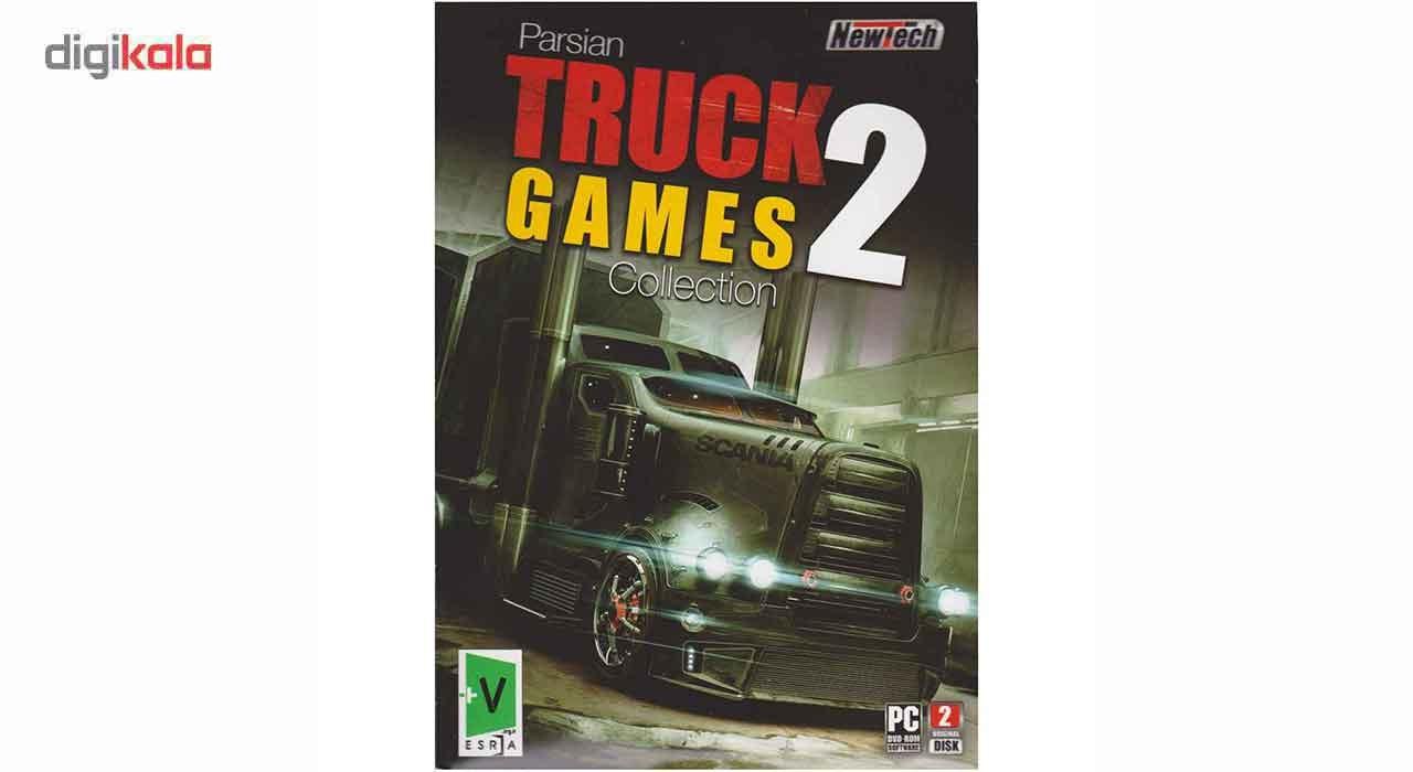 خرید اینترنتی بازی Truck Games 2 Collection مخصوص PC اورجینال