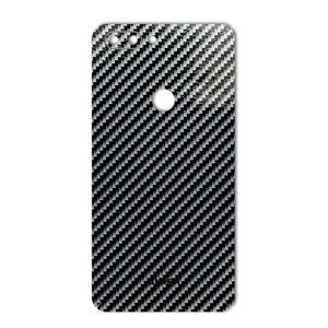 برچسب تزئینی ماهوت مدل Shine-carbon Special مناسب برای گوشی  Tecno Phantom 8