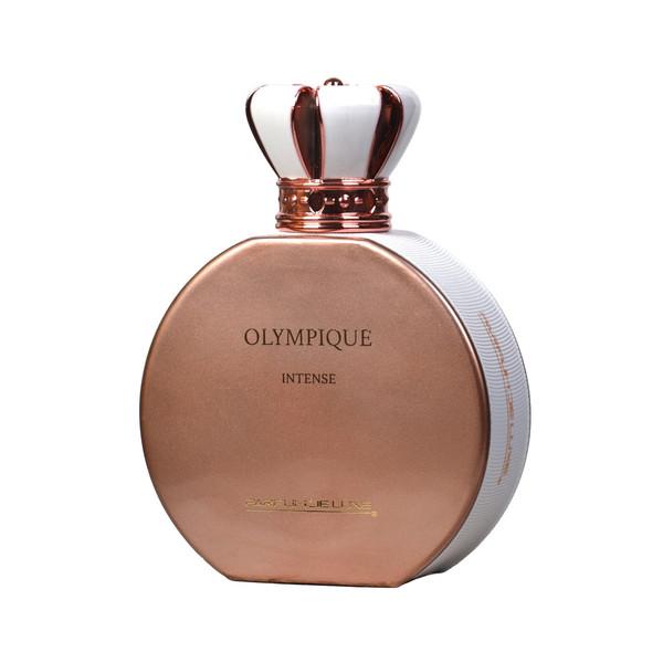 ادوپرفیوم  زنانه  مای پرفیومز  مدل  Olympique  Intense  حجم 100  میلی لیتر