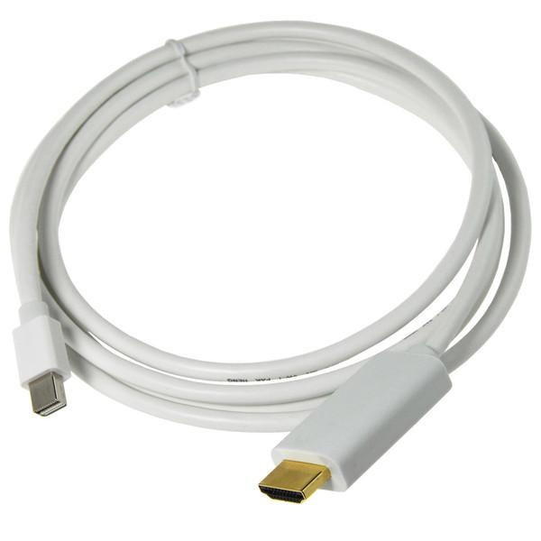 کابل تبدیل Mini DisplayPort به HDMI  ای پی لینک مدل MD طول 1.8 متر