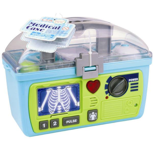 ست اسباب بازی تجهیزات پزشکی رد باکس مدل25365