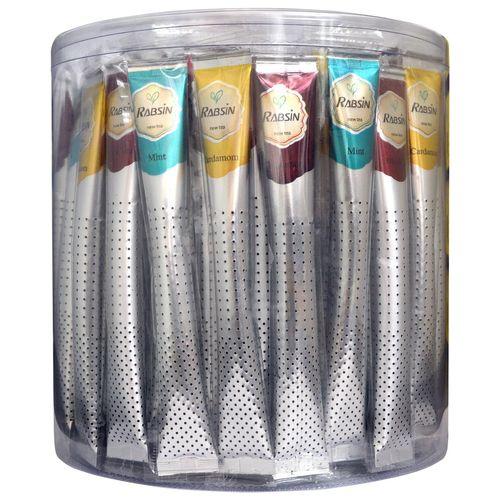 بسته چای ترکیبی رابسین بسته 80 عددی