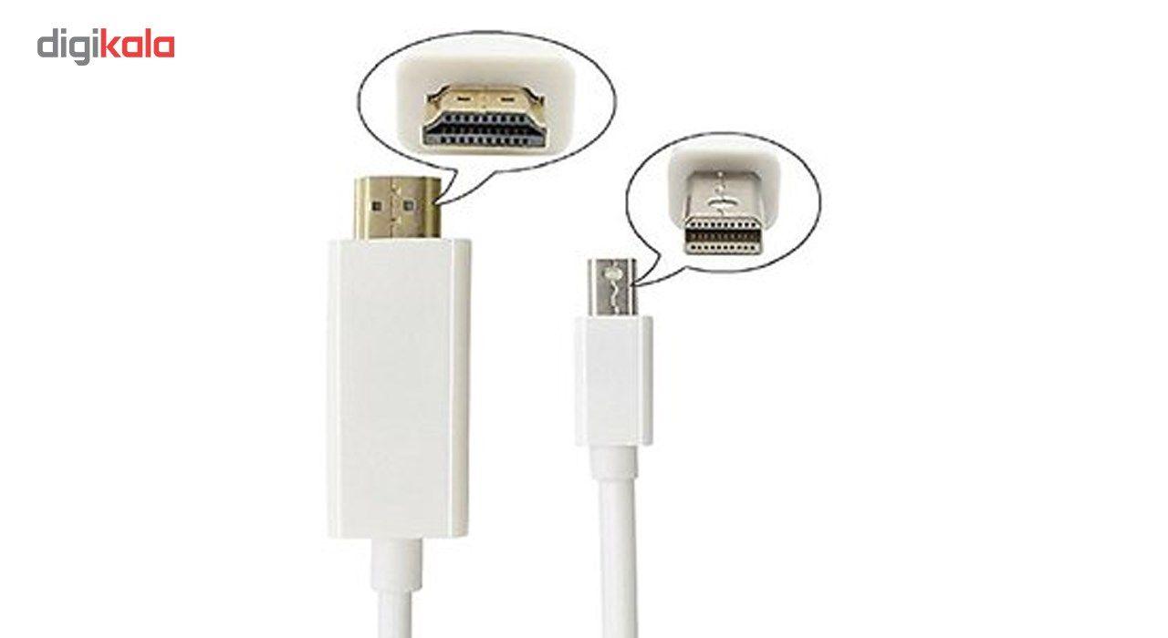 کابل تبدیل Mini DisplayPort به HDMI  ای پی لینک مدل MD طول 1.8 متر main 1 4