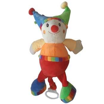 عروسک موزیکال دلقک کد 230