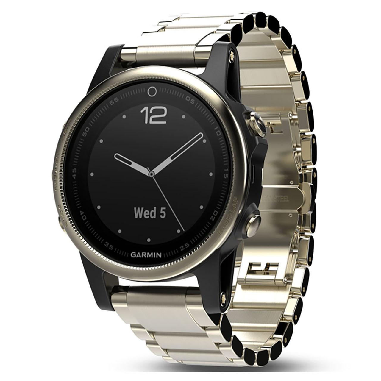 ساعت مچی هوشمند گارمین مدل FENIX5S 010-01685-15