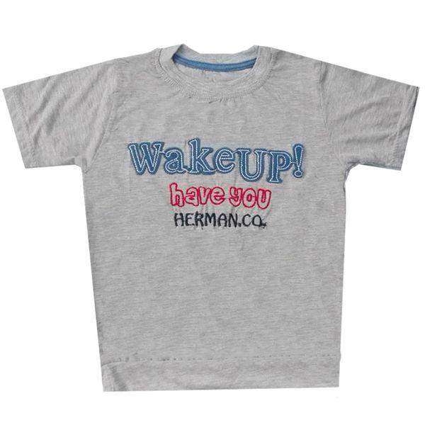 تی شرت پسرانه رادین کد 6035