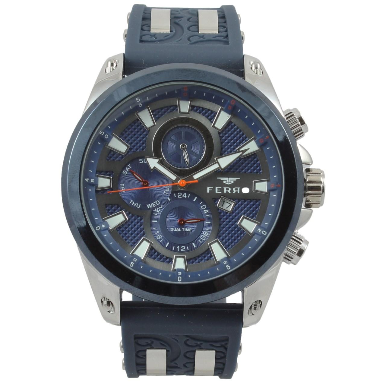 ساعت عقربه ای مردانه فرو مدل F61532-576-L