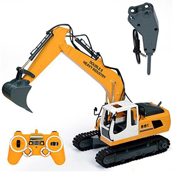 ماشین بازی کنترلی دبل ای مدل Excavator