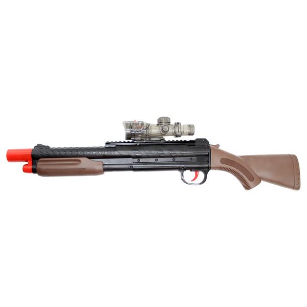تفنگ اسباب بازی کیدتونز مدل شاتگان کد 879
