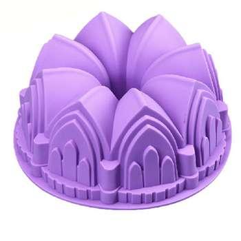 قالب پلاستیکی کیک و دسر کیک باکس کد 1090