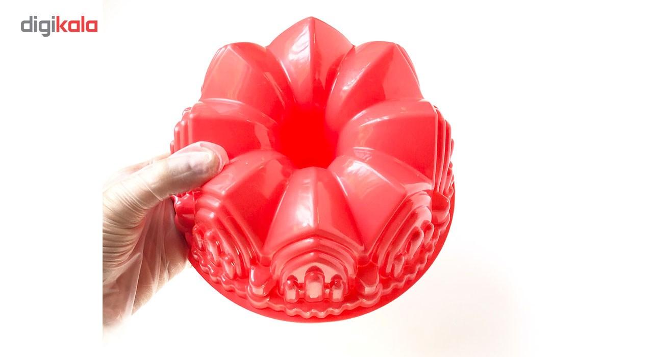 قالب پلاستیکی کیک و دسر کیک باکس کد 1090 main 1 4
