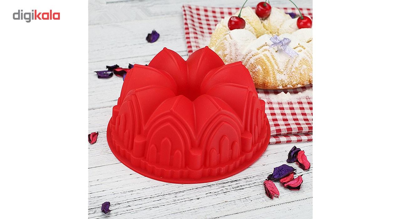 قالب پلاستیکی کیک و دسر کیک باکس کد 1090 main 1 5