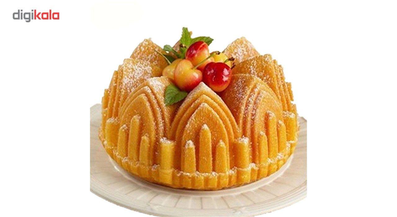 قالب پلاستیکی کیک و دسر کیک باکس کد 1090 main 1 7