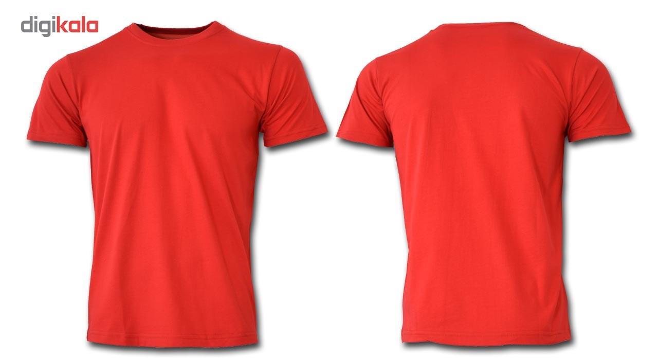 تیشرت آستین کوتاه مردانه مدل T43