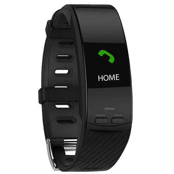مچ بند هوشمند فیدوگجت مدل GPS Black