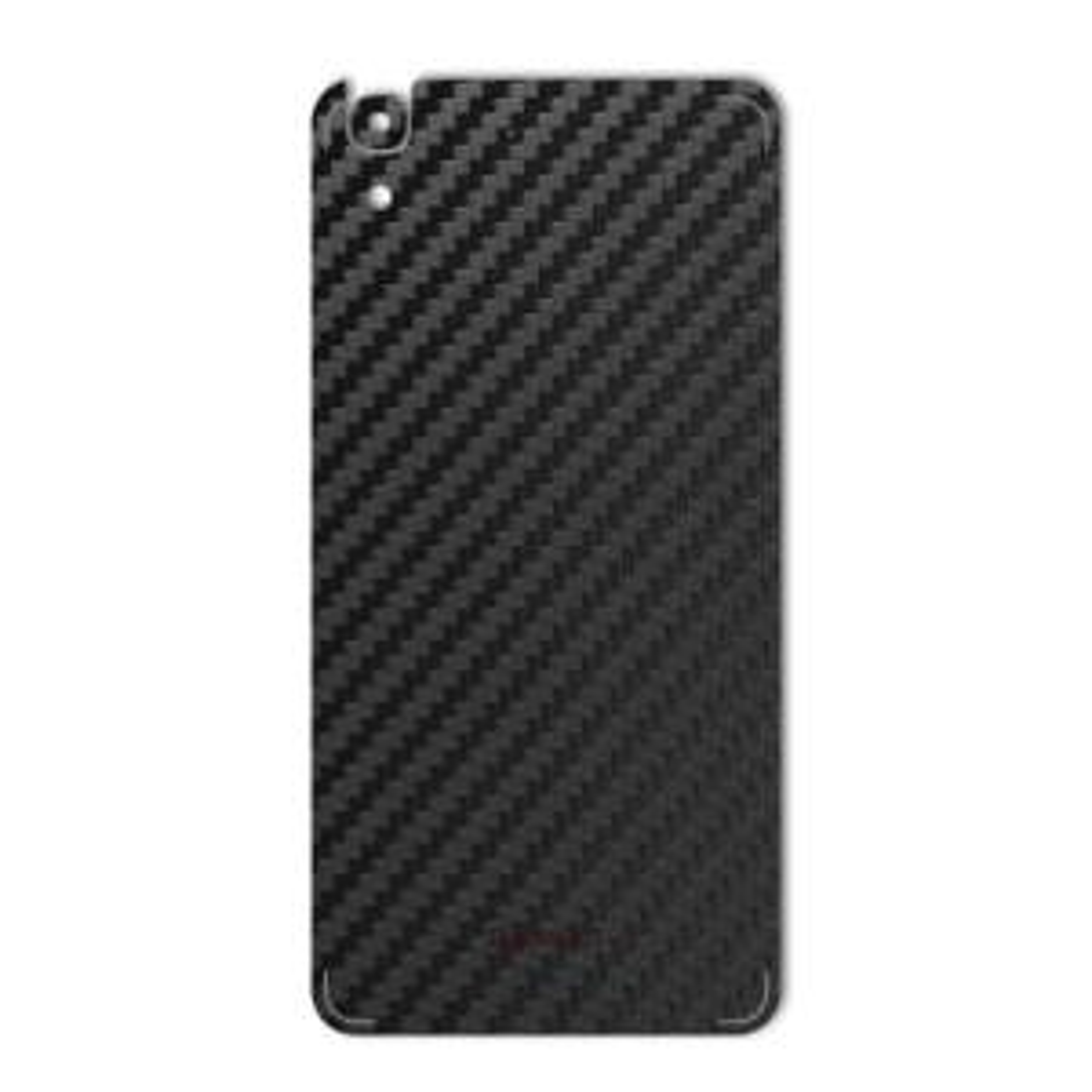 برچسب تزئینی ماهوت مدل Carbon-fiber Texture مناسب برای گوشی  Huawei Y6