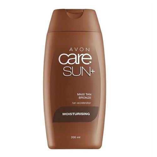 کرم برنز کننده آون مدل Avon Care Sun Maxi Tan Bronze Tan Accelerator حجم 200 میلی لیتر