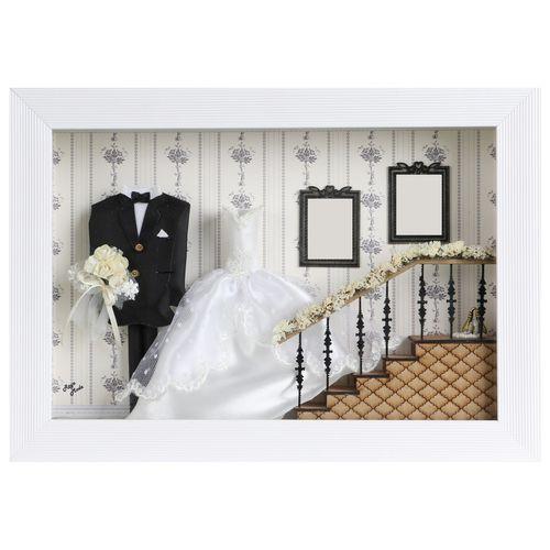 تابلو دکوراتیو رویامد مدل عروس