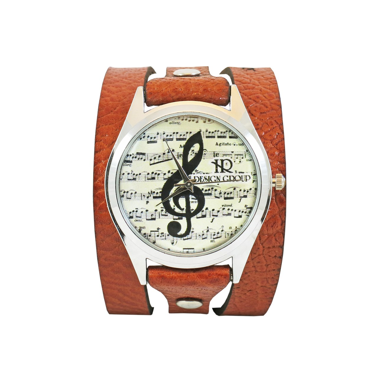 ساعت دست ساز اچ آر دیزاین گروپ مدل 012 52