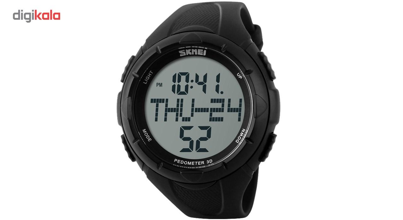 ساعت مچی دیجیتال  اسکمی مدل 1122