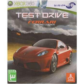 بازی Test Drive مخصوص ایکس باکس 360