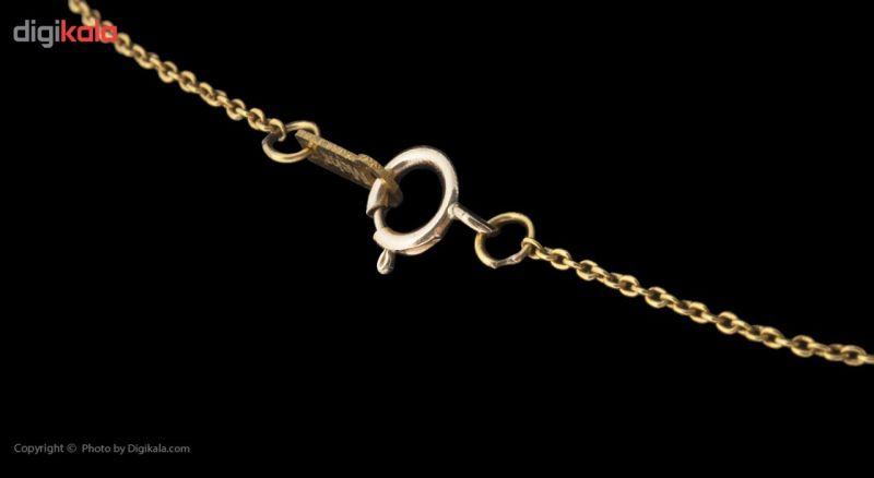گردنبند طلا 18 عیار ماهک مدل MM0783
