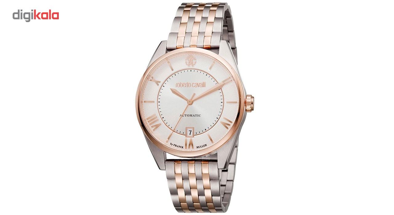 خرید ساعت مچی عقربه ای مردانه روبرتو کاوالی مدل RV1G013M0101