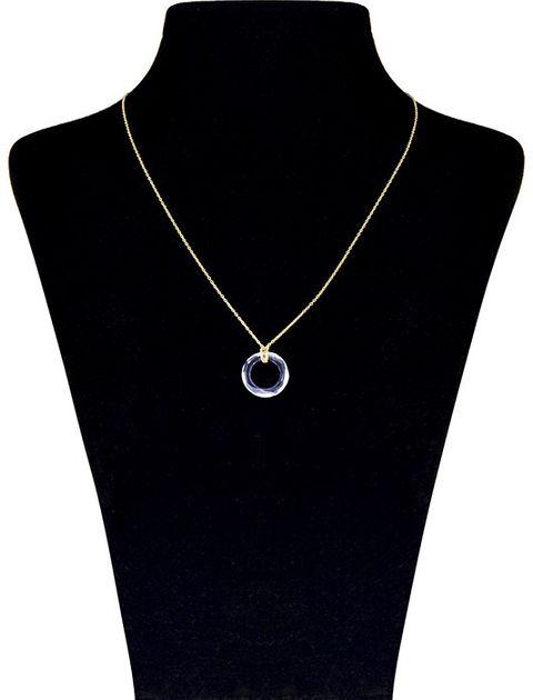 گردنبند طلا 18 عیار ماهک MM0785 -  - 1