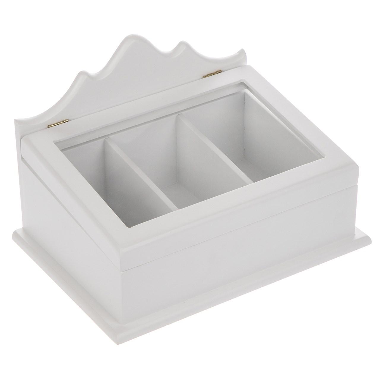 جعبه پذیرایی آزین چوب کد 701