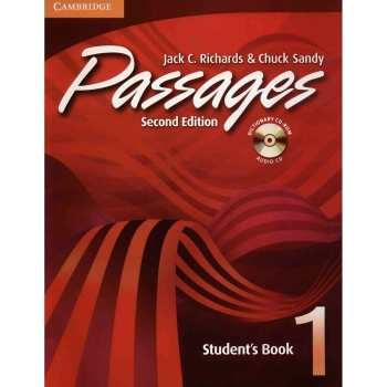 کتاب زبان Passages 1 Students Book