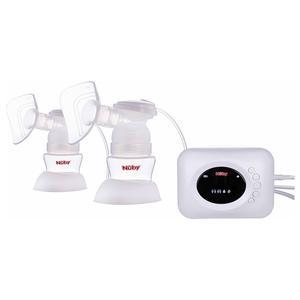 شیردوش برقی نوبی مدل NV010 گنجایش 180 میلی لیتر مجموعه 2 عددی