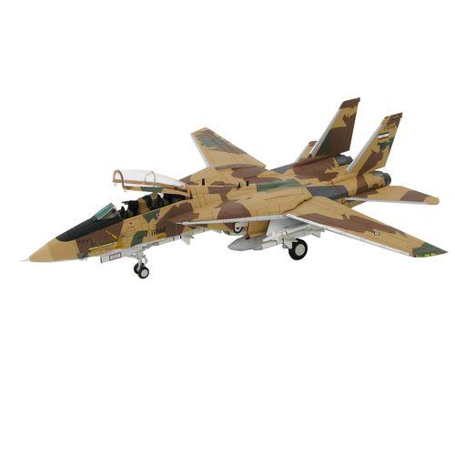 ماکت هواپیمای اف 14 تامکت مدل نیروی هوایی ایران 1/72