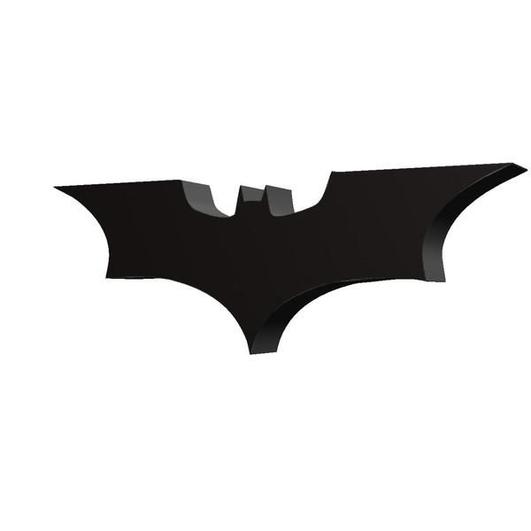 استیکر چوبی بانیبو مدل Batman