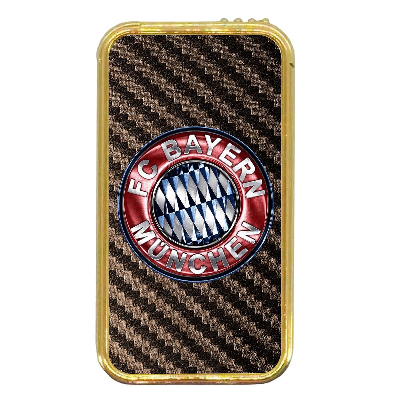 فندک لومانا مدل Bayern Munich کد UL0095